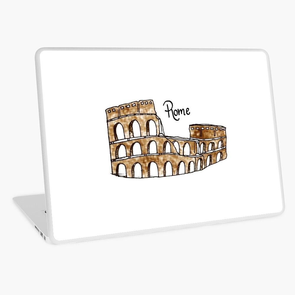 Roma Vinilo para portátil