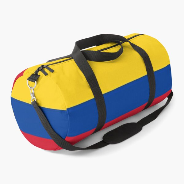 Flag of Colombia Duffle Bag