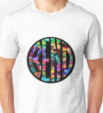 Bend Logo Rainbow Version T-Shirt