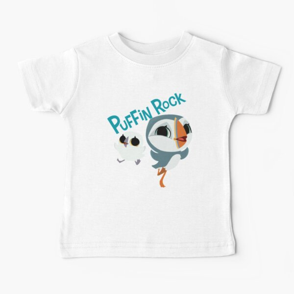 puffin rock Baby T-Shirt