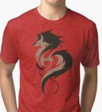 Hour of Twilight - Wolf Link Tri-blend T-Shirt