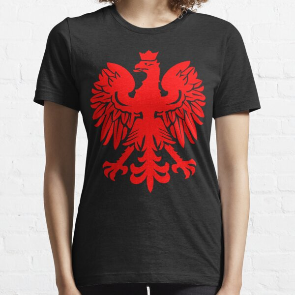 Polish Flag Red Eagle Essential T-Shirt