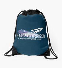 Galaxy Garrison Drawstring Bag