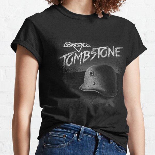 Tombstone (grey) Classic T-Shirt