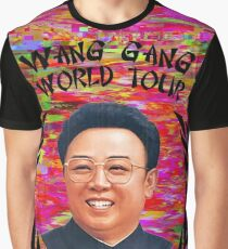 Wang Gang World Tour II Graphic T-Shirt