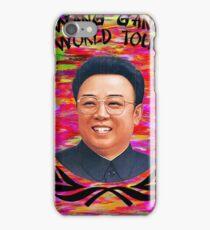 Wang Gang World Tour II iPhone Case/Skin