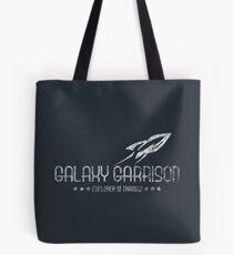Galaxy Garrison [Distressed] Tote Bag