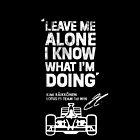 Kimi Raikkonen Leave Me Alone by -Supreme-