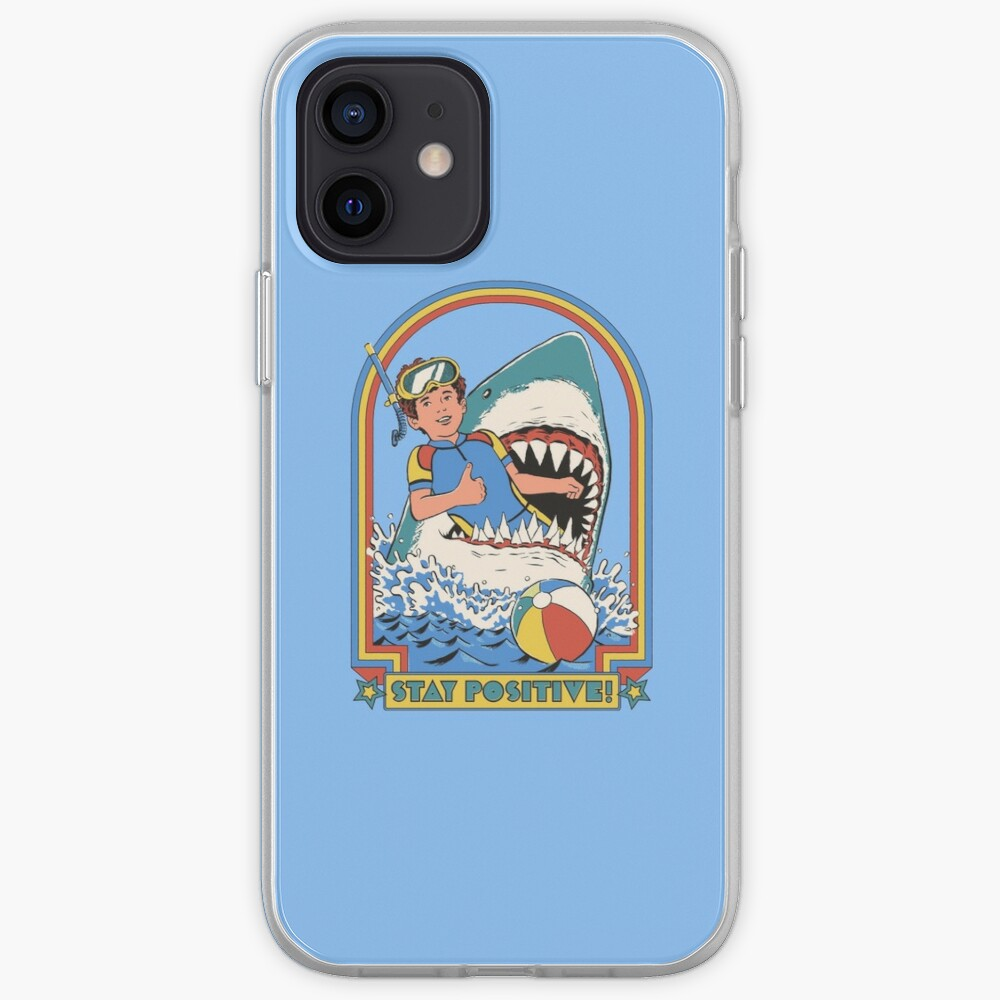 Stay Positive iPhone Case & Cover