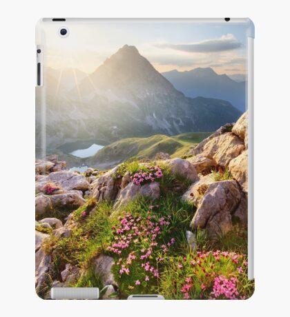 Bergparadies iPad Case/Skin