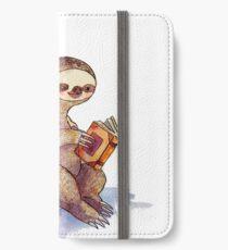 Cozy Sloth iPhone Wallet/Case/Skin