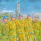 Fire Explorers; La County; Los Angeles, CA USA by leih2008