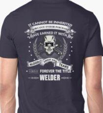 Welder - Forever Tittle Unisex T-Shirt