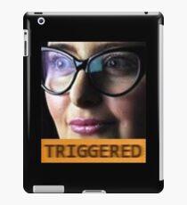 TRIGGERED FEMINIST MEME iPad Case/Skin