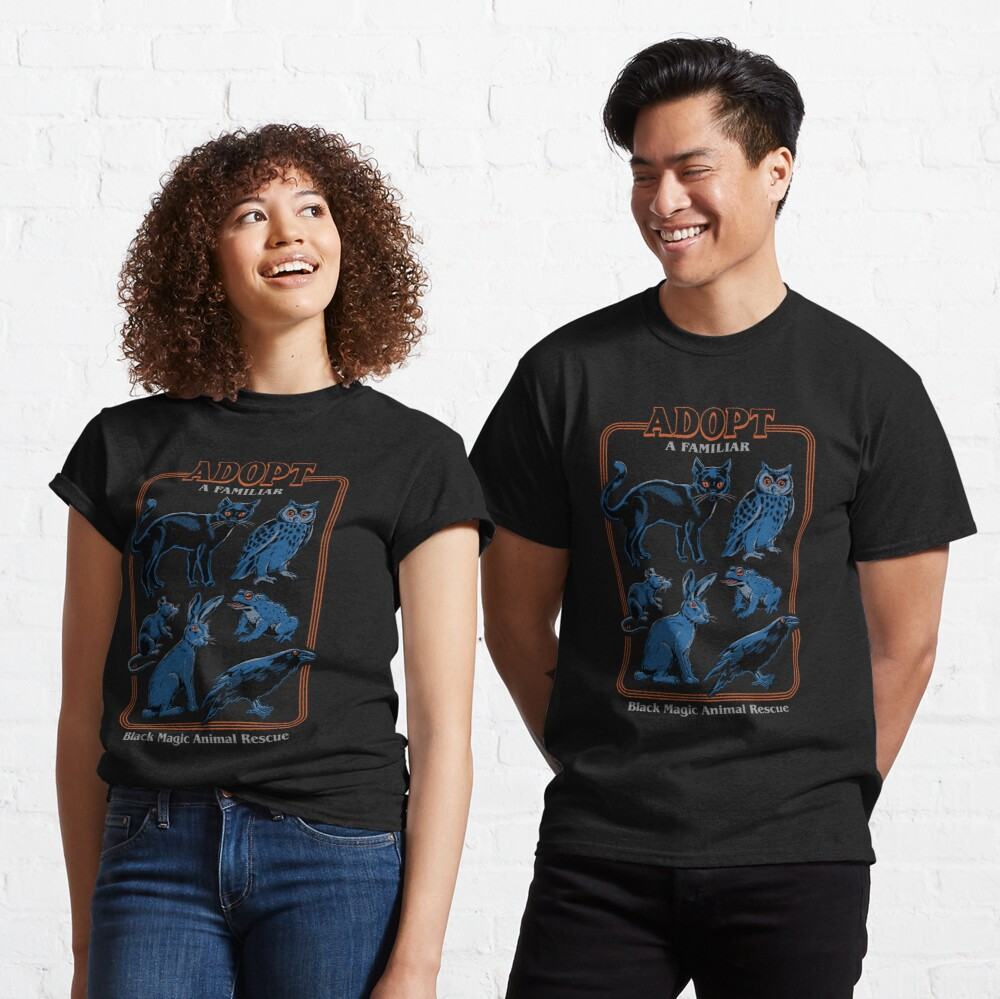 Adopt A Familiar Classic T-Shirt