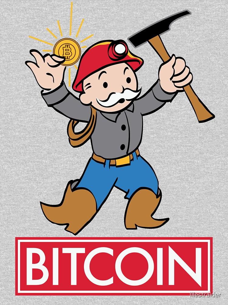 Bitcoin  | Unisex T-Shirt