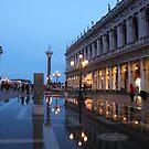 Venice at twilight by Elena Skvortsova