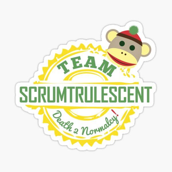 Just our team shirt Sticker