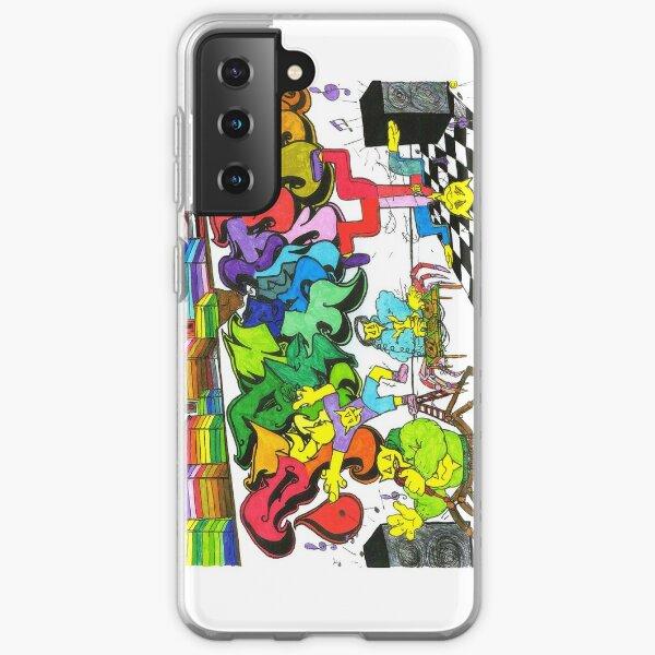 Percentum Hip-Hop Samsung Galaxy Soft Case