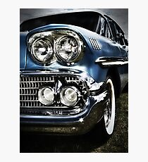58 Chevy Photographic Print