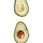 avocado  by Paris Lomé