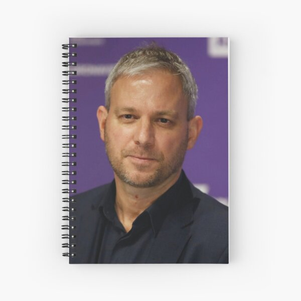 brett sutton Spiral Notebook