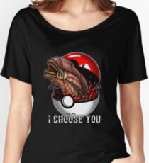 Pokemon Xenomorph Women's Relaxed Fit T-Shirt