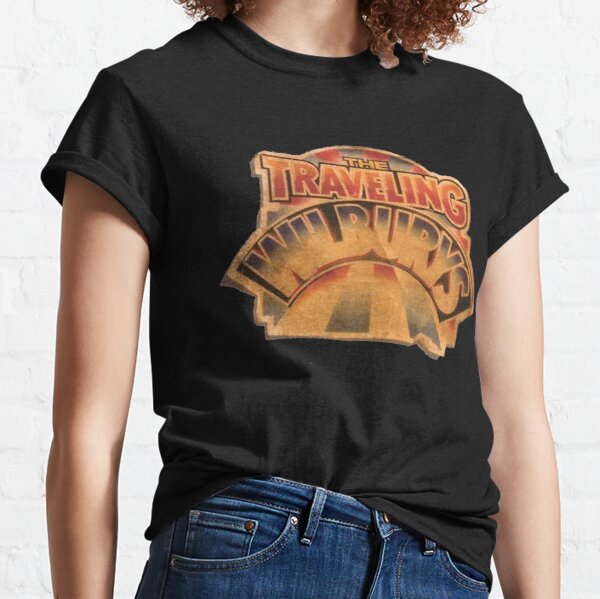 Traveling Wilburys Vintage Classic Collection T-Shirt Classic T-Shirt