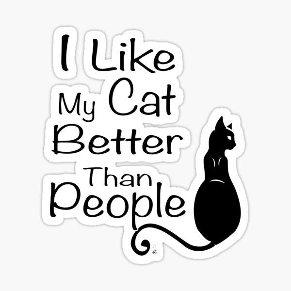 My cat Sticker