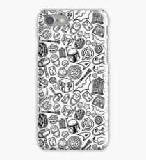 Avengers, Star Wars, Star Trek, Doctor Who ensemble! iPhone Case/Skin