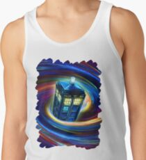 Time Vortex Tank Top
