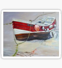 Rose of England, Staithes Sticker