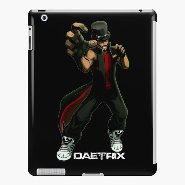 DAETRIX - WITHIN THE GRASP iPad Snap Case