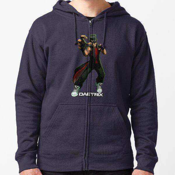 DAETRIX - WITHIN THE GRASP Zipped Hoodie