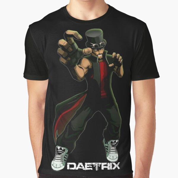 DAETRIX - WITHIN THE GRASP Graphic T-Shirt