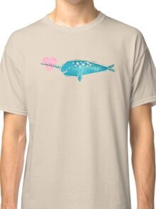Narwhal Love Classic T-Shirt