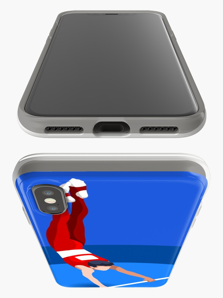 Alternate view of Gymnastics High Bar 2016 Summer Games  iPhone Case & Cover