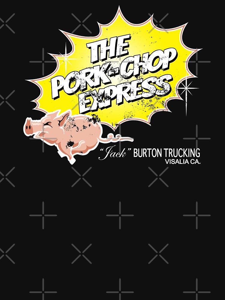 Pork Chop Express - Distressed Zesty Variant by Purakushi