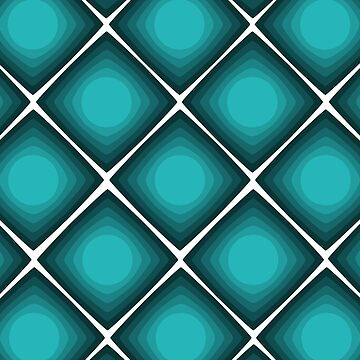 Retro Cube by blikk