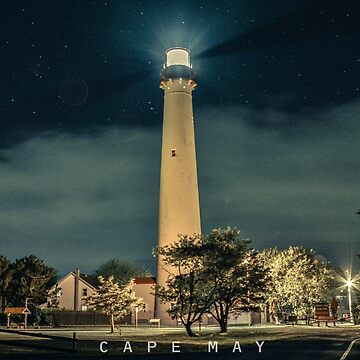 Cape May Light. by ishore1
