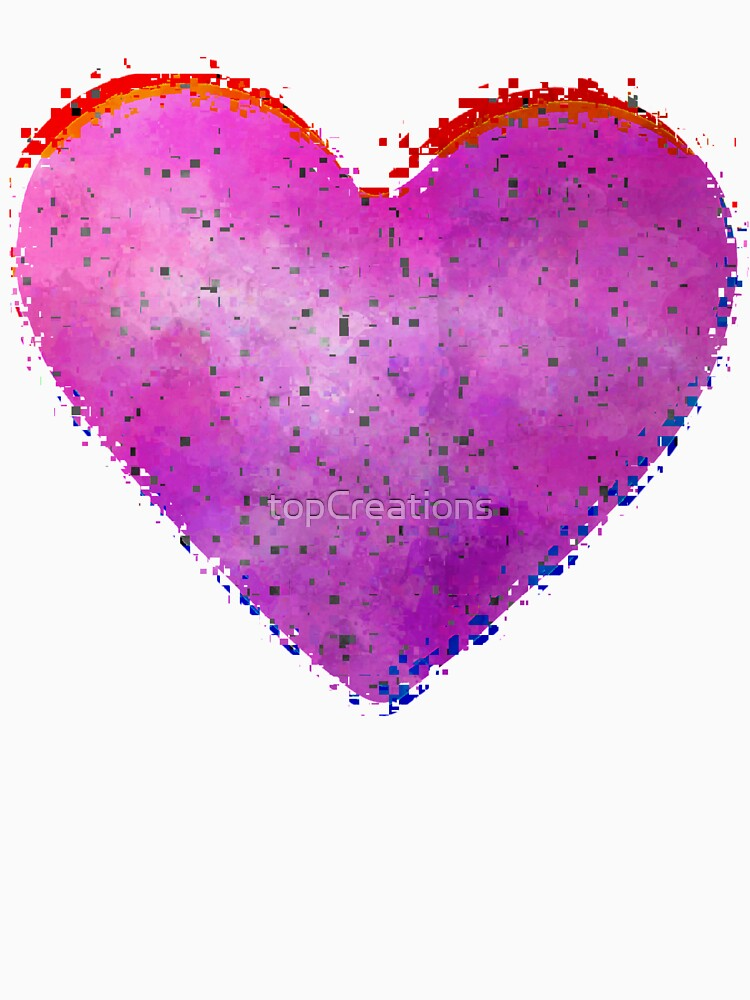 Glitch Heart by topCreations