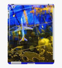 Travel Map iPad Case/Skin