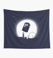 Guardian of the earth Wall Tapestry