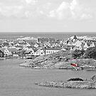 Sea Town by Jonas Bohlin
