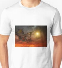 Something Evil In The Sky T-Shirt