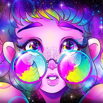 Galaxy Glasses by doublemaximus