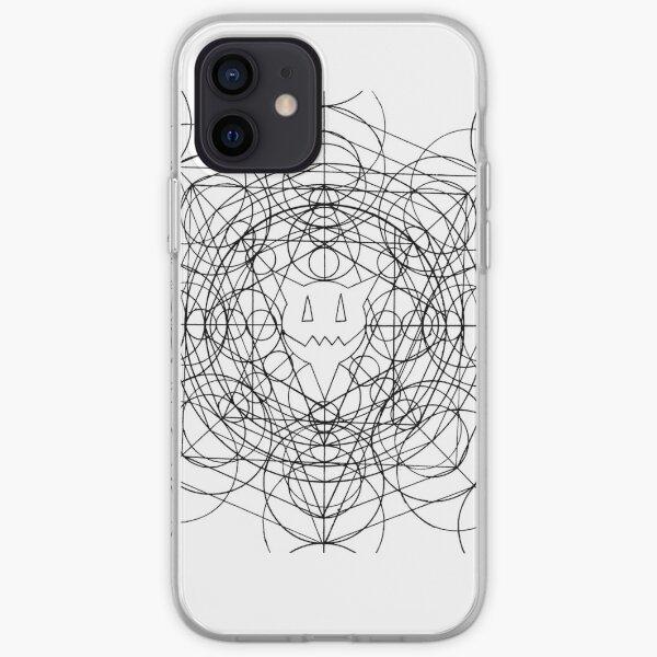 PERCENTUM CropCircles iPhone Soft Case