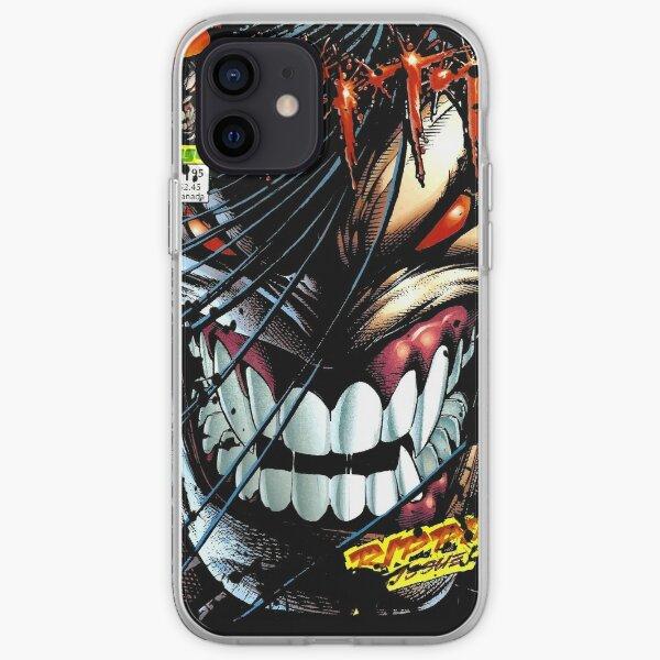 Pitt Comics iPhone Soft Case