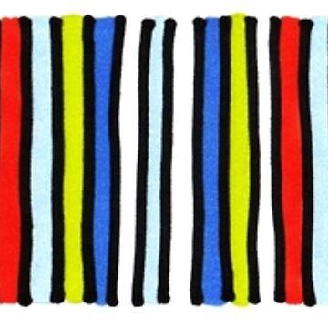Bold Stripes by artytypes