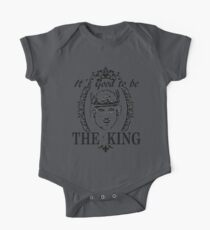 IT´S GOOD TO BE THE KING - HISTORY OF THE WORLD Kids Clothes